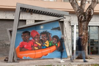 Daniele Battaglia - Street Art (Messina). http://www.internazionale.it/reportage/2016/01/24/messina-street-art